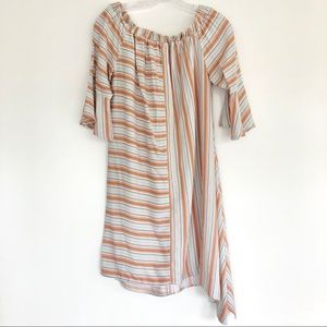 Asymmetrical Boho Dress by Cato Size XSmall